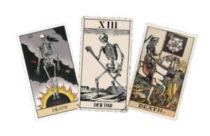Tarot Card reading Death Card