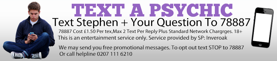 Text psychic reading by psychic4cast